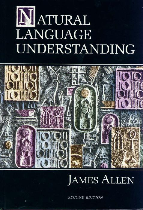 Natural Language Understanding James Allen Pdf
